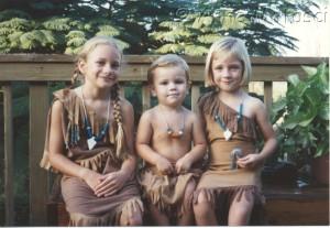 The Pocahontas Days