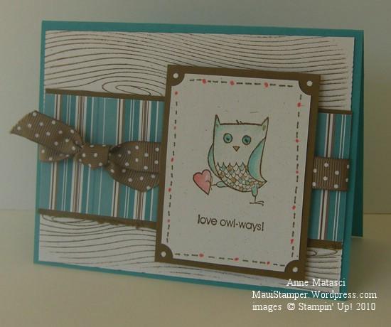 Love Owl Ways