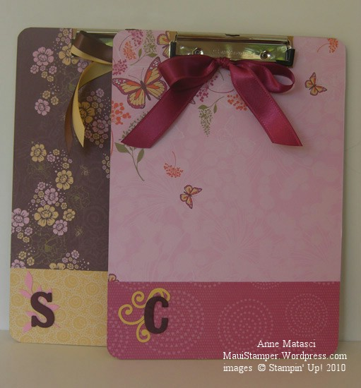Clipboards 2