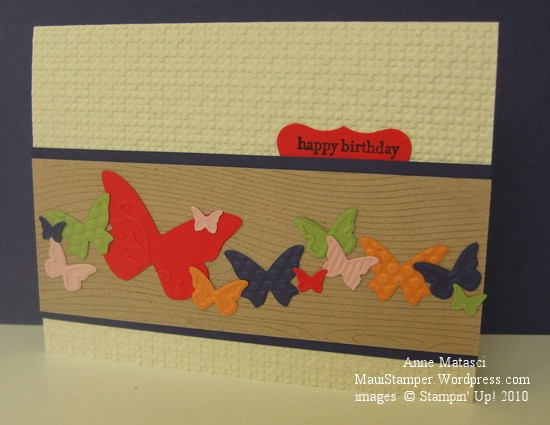 In Color Butterflies