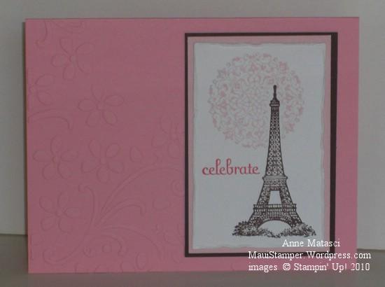 Celebrate Paris