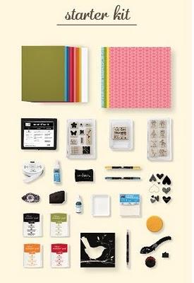 Stampin Up! 2011 Starter Kit