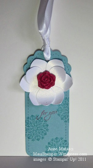 Bloomin' Madness Bookmark