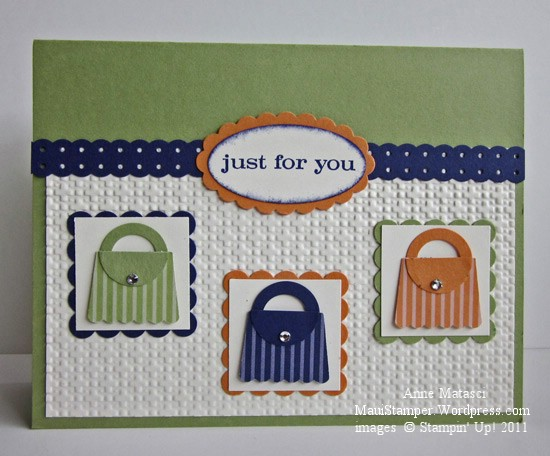 Lisa's Purses card