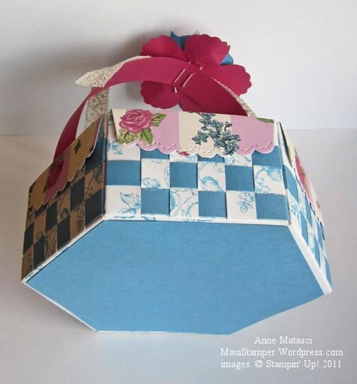 Scallop envelope basket 3
