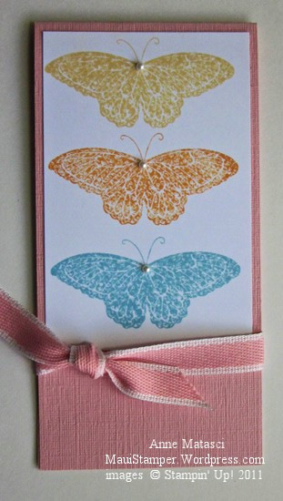 Blushing Butterflies Strength and Hope