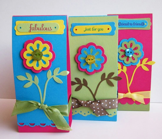 Blossom packages