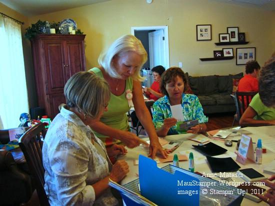 Peggy coaching at SFTG