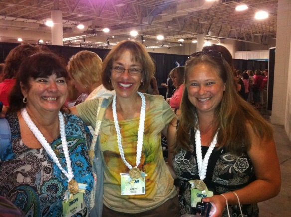Convention 2011 - Robbie, Cheryl and Kellie