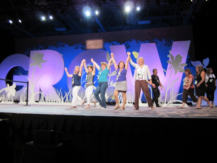Stampin' Up! Convention 2011
