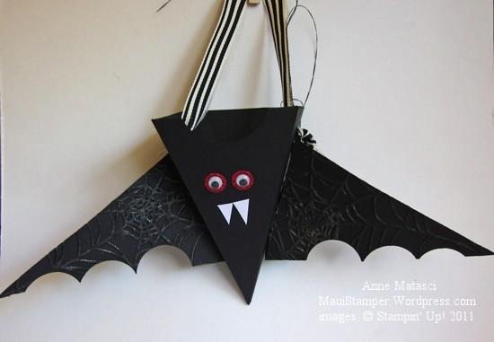 Red eyed bat