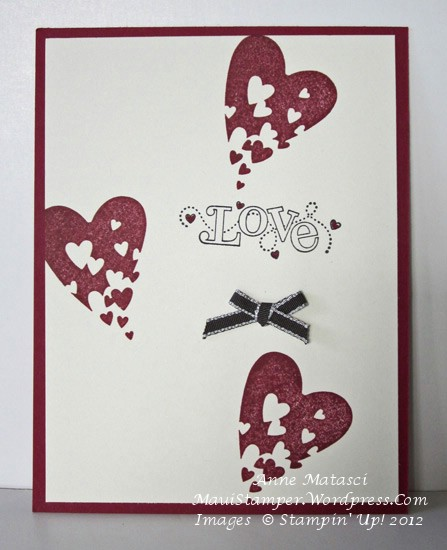 Cherry Cobbler Valentines
