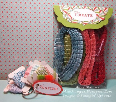 Occasions Mini 2012 Ribbon Share