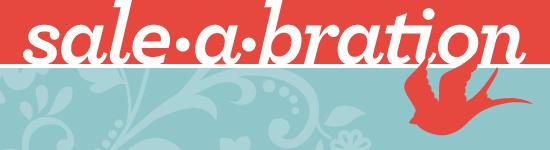 Sale-a-bration 2012