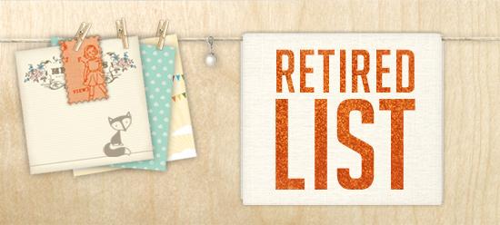 Stampin' Up! Retiring Accessories List