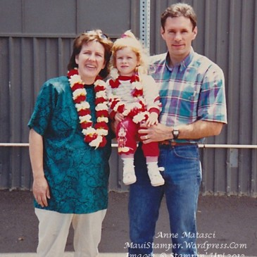 Arriving on Maui in 1990