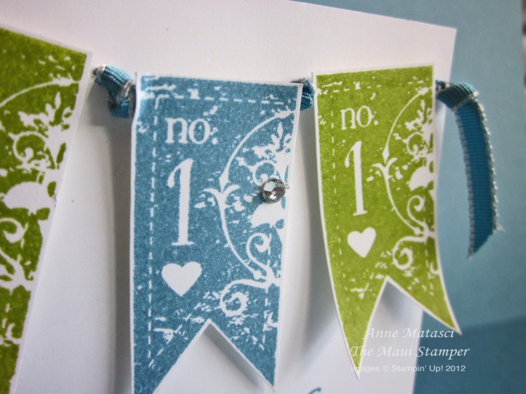Maui Stamper Affection Collection Flags