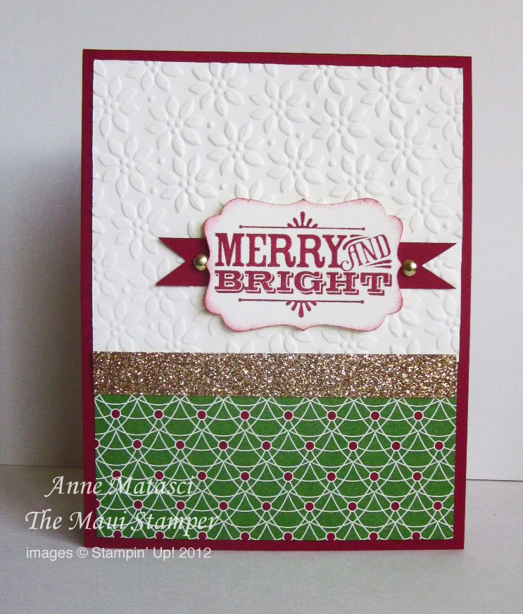 Maui Stamper Merry and Bright