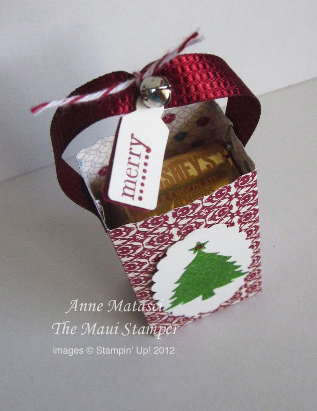 Maui Stamper Peggy's Treat Bag