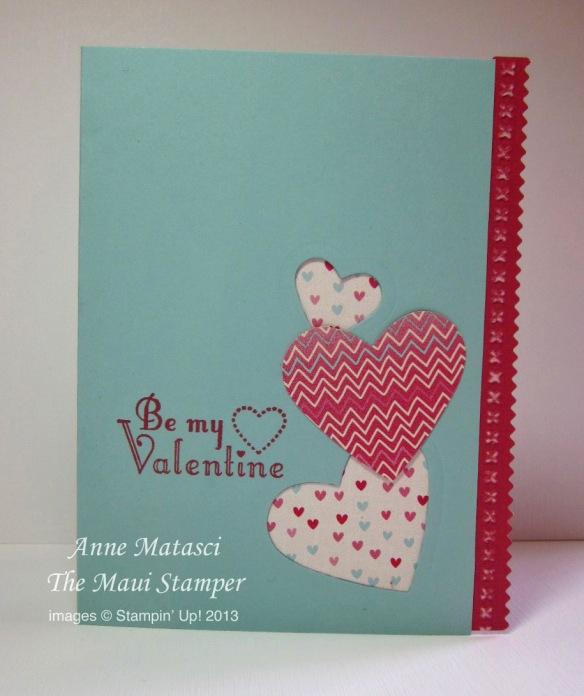 Maui Stamper More Amore Valentine