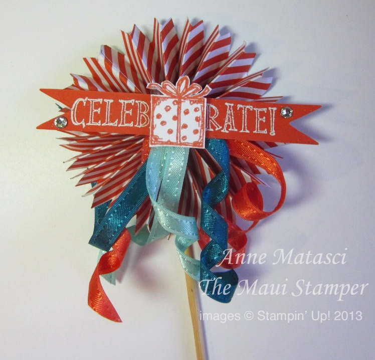 Maui Stamper Best of Birthdays Anniversary Blog Tour