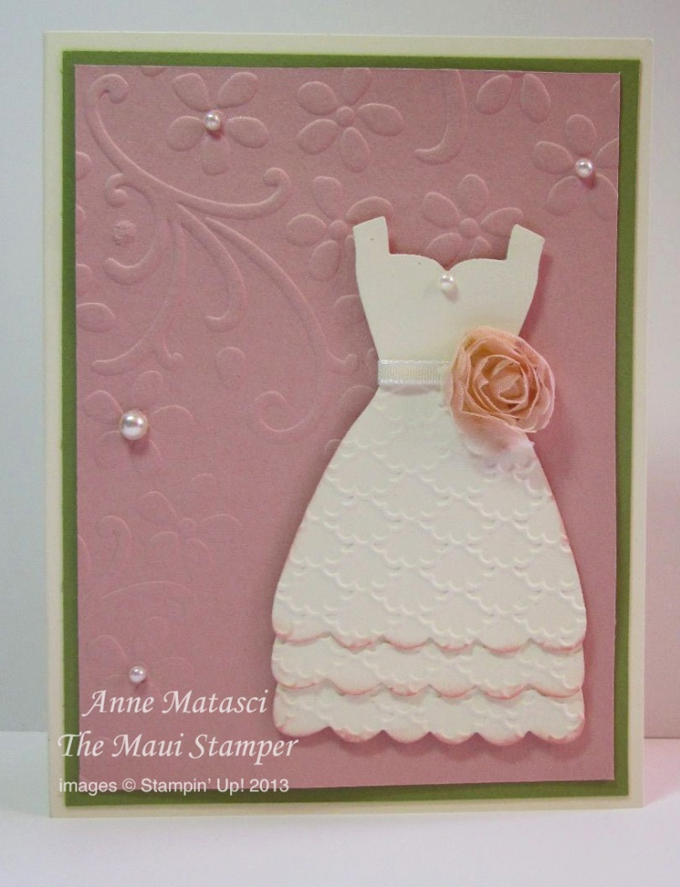 Maui Stamper Dress Up Framelits