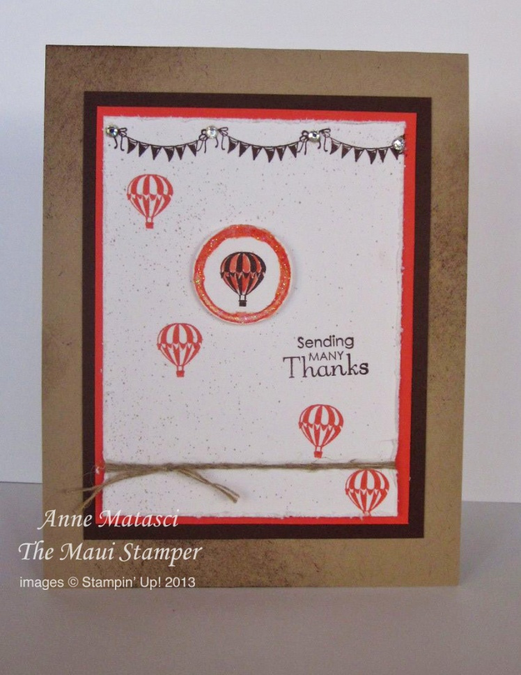 Maui Stamper Collage Curios RemARKable Blog Tour