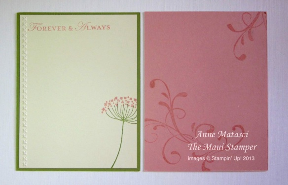 Maui Stamper Wedding Guest Book