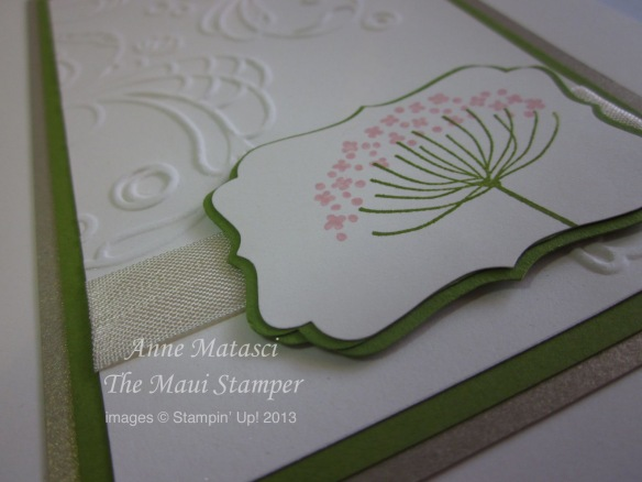 Maui Stamper Wedding Invitation
