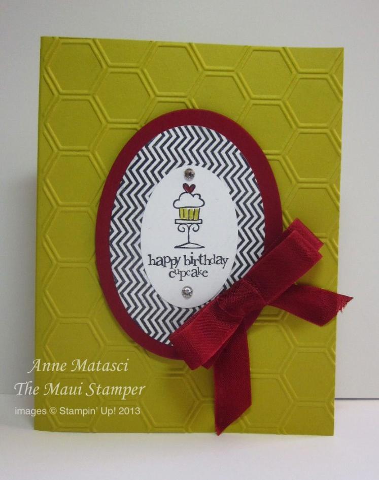 Maui Stamper Best of Birthdays