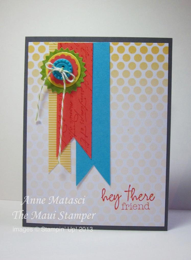 Maui Stamper My Paper Pumpkin Welcome Kit
