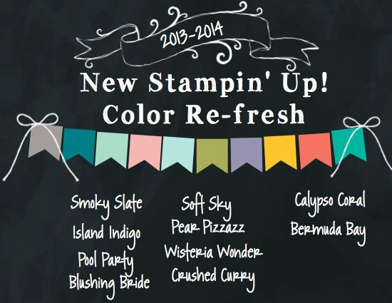 2013 Color Refresh