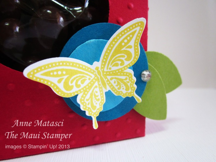 Stampin' Up! Maui Stamper Best of Butterflies RemARKable Blog Tour