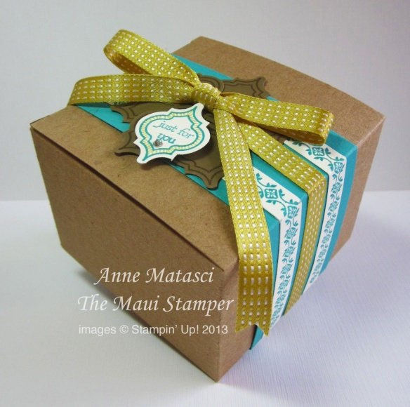 Maui Stamper RemARKable Stamp of the Month Blog Tour Mosiac Madness