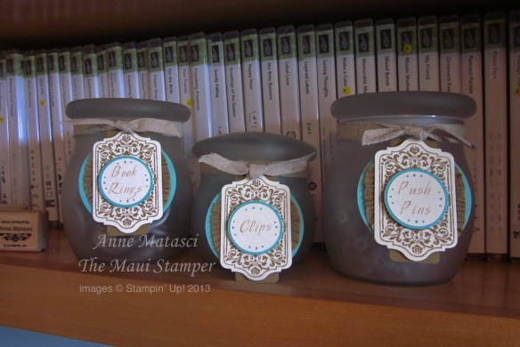 Stampin' Up! Maui Stamper Chalk Talk