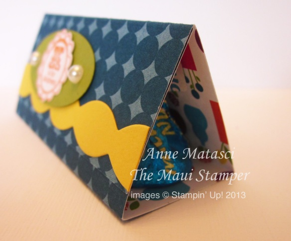 Stampin' Up! Maui Stamper Treats for Demonstrator Support