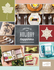2013 Holiday Catalog Stampin' Up!