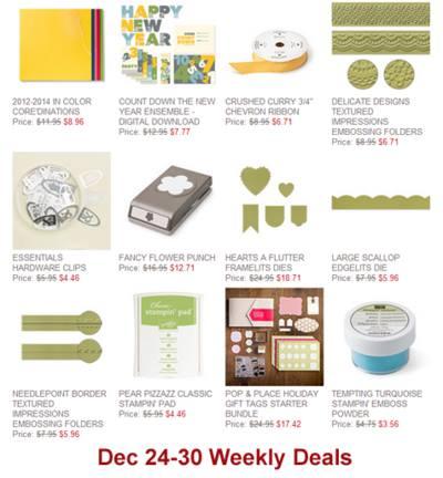 Maui Stamper December 24-30 2013 Deals