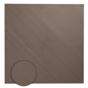 Stampin' Score Diagonal Plate