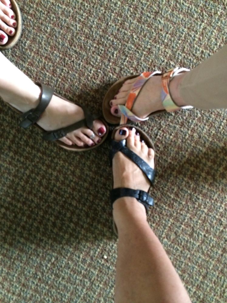 Maui Stamper Crafty Girls Wear Birks