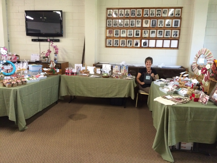 Maui Stampers Craft Fair November 2013