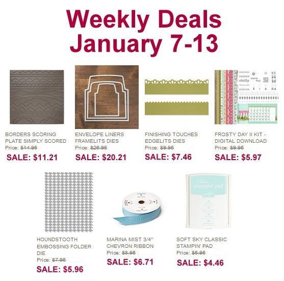 Maui Stamper DEAL of the week January 7 to 13 2014