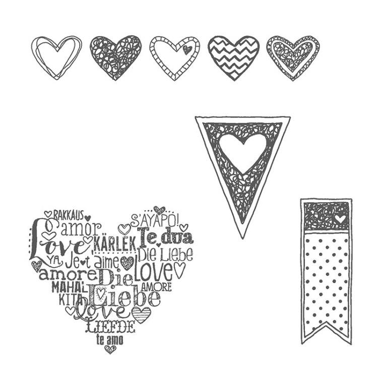 Maui Stamper Language Of Love