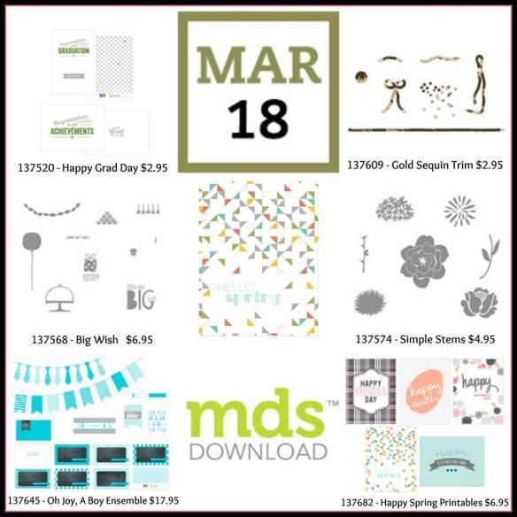 Maui Stamper MDS Downloads March 18 2014