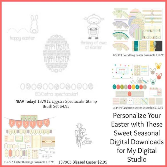 Maui Stamper April 2014 Easter MDS Downloads