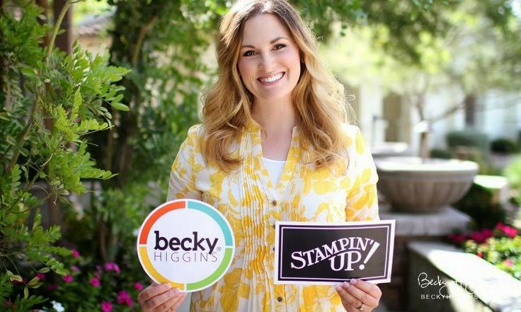 Maui Stamper Becky Higgins Project Life