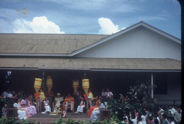 Maui Stamper May Day 1947 Keokea
