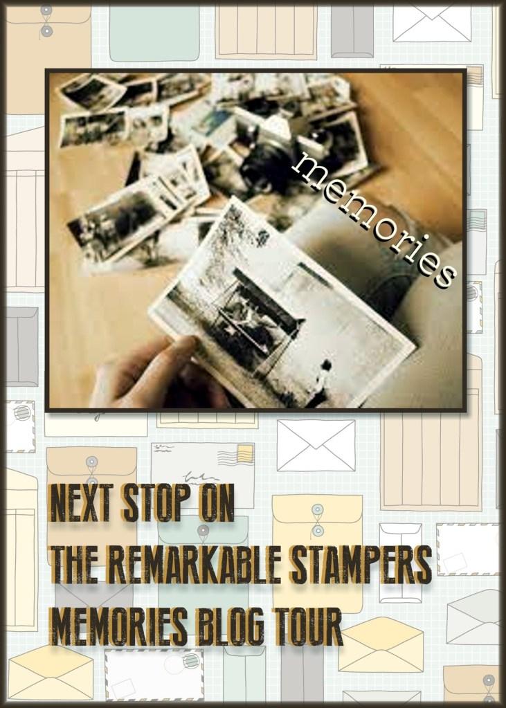 RemARKable Blog Tour Memories March 2015