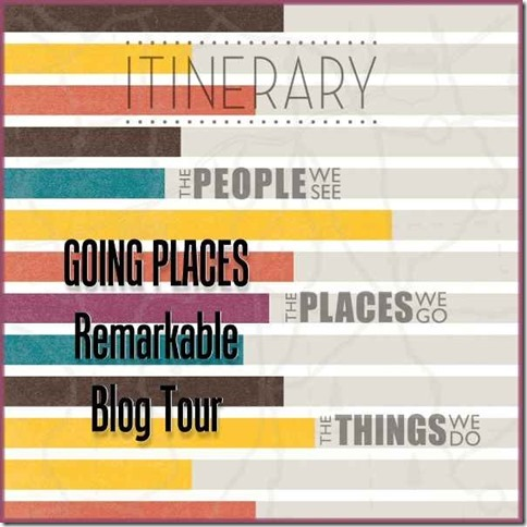 Maui Stamper RemARKable Blog Tour Going Places 2015