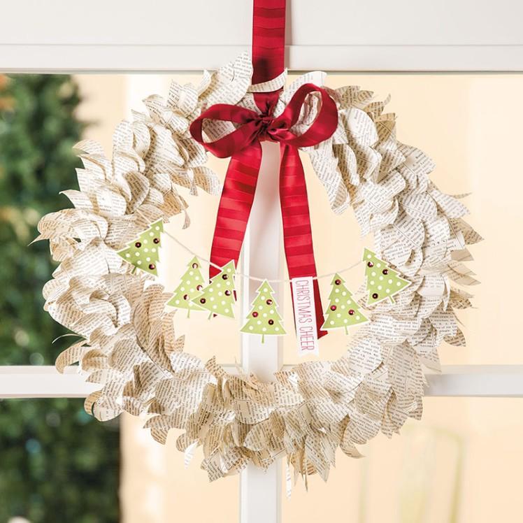 Maui Stamper Season To Season Wreath